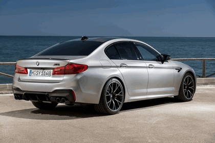 2018 BMW M5 ( F90 ) Competition - Ascari ( Spain ) 86