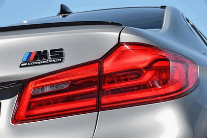 2018 BMW M5 ( F90 ) Competition - Ascari ( Spain ) 93