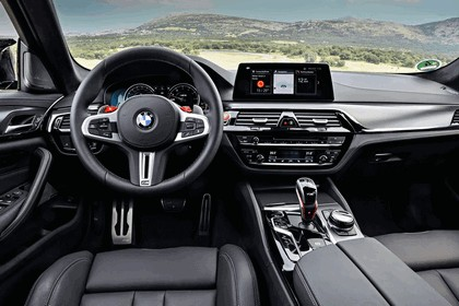 2018 BMW M5 ( F90 ) Competition - Ascari ( Spain ) 98