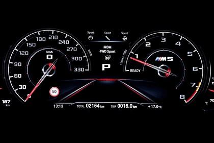 2018 BMW M5 ( F90 ) Competition - Ascari ( Spain ) 107