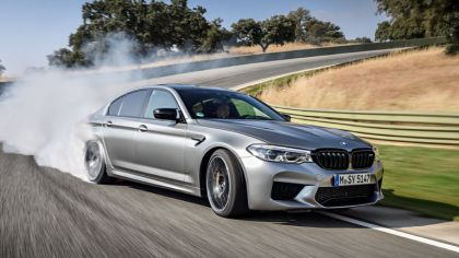 2018 BMW M5 ( F90 ) Competition - Ascari ( Spain ) 6
