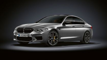2018 BMW M5 ( F90 ) Competition 1