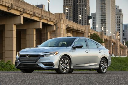 2020 Honda Insight 4