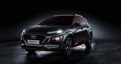 2018 Hyundai Kona Iron Man Edition 1