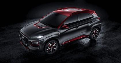 2018 Hyundai Kona Iron Man Edition 4