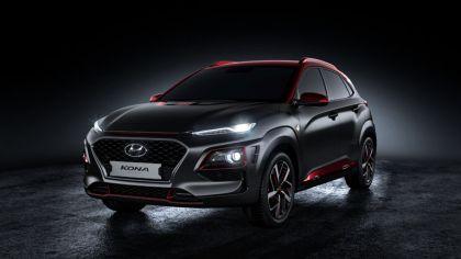 2018 Hyundai Kona Iron Man Edition 2