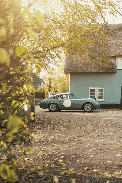 2018 Aston Martin DB4 GT Continuation 13