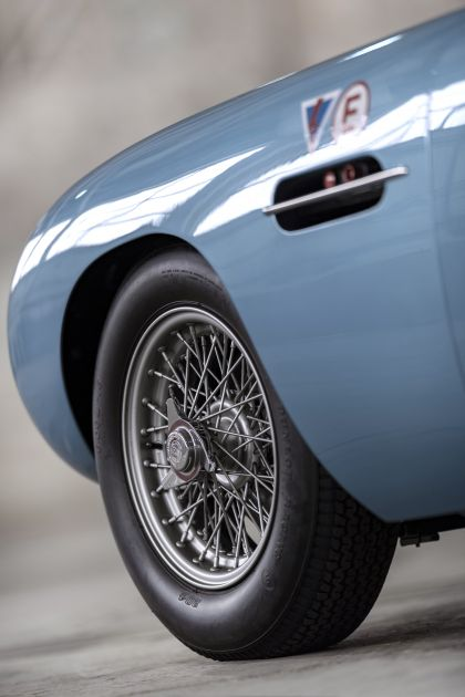 2018 Aston Martin DB4 GT Continuation 135