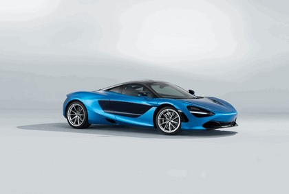2018 McLaren 720S Pacific blue by MSO 1