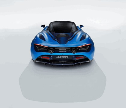 2018 McLaren 720S Pacific blue by MSO 2