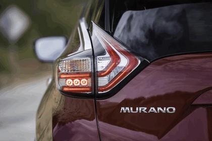 2018 Nissan Murano 25