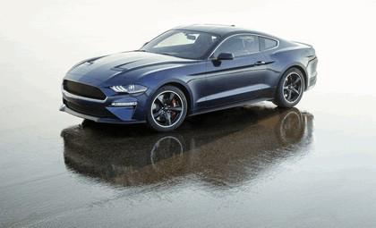 2018 Ford Mustang Bullitt - kona blue edition 1