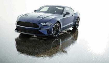 2018 Ford Mustang Bullitt - kona blue edition 2