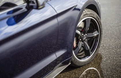 2018 Ford Mustang Bullitt - kona blue edition 7