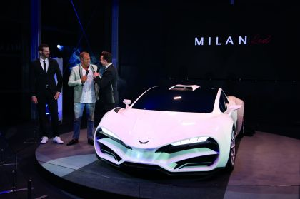 2018 Milan Red 17