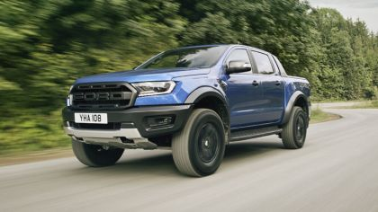 2018 Ford Ranger Raptor - EU version 4
