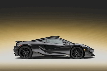 2018 McLaren 600LT Stealth grey by MSO 2