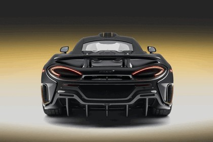 2018 McLaren 600LT Stealth grey by MSO 8