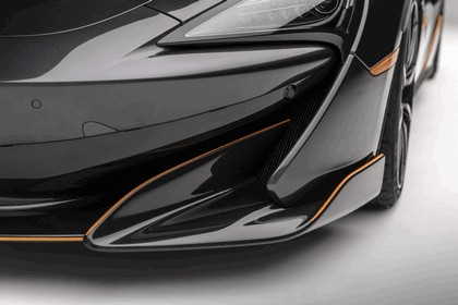 2018 McLaren 600LT Stealth grey by MSO 9