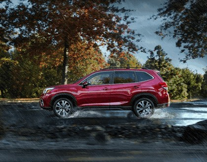 2019 Subaru Forester Limited 4
