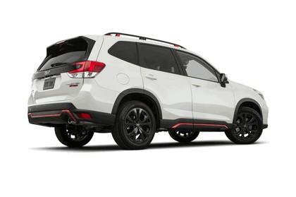 2019 Subaru Forester Sport 3