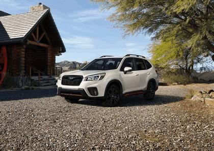 2019 Subaru Forester Sport 8