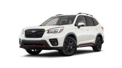 2019 Subaru Forester Sport 7
