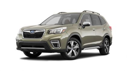 2019 Subaru Forester Touring 4