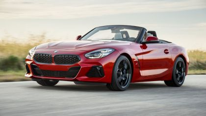 2018 BMW Z4 M40i First Edition 3
