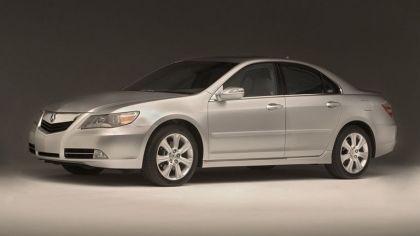 2008 Acura RL 6