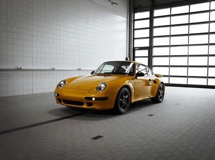 2018 Porsche 911 ( 993 ) Turbo - Project gold 1