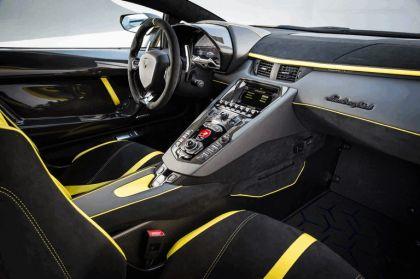2018 Lamborghini Aventador SVJ 34