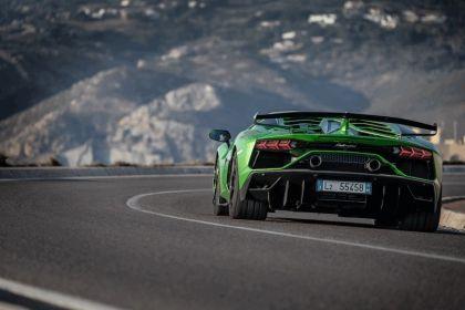 2018 Lamborghini Aventador SVJ 101