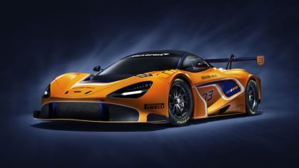 2018 McLaren 720S GT3 6