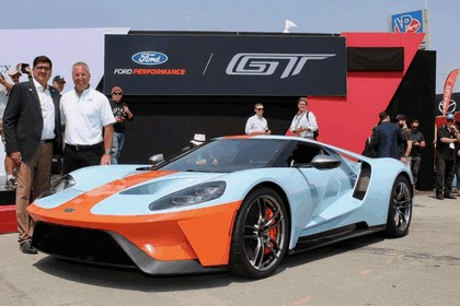 2019 Ford GT Heritage edition 17