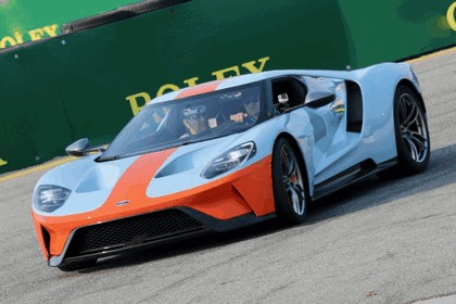 2019 Ford GT Heritage edition 18