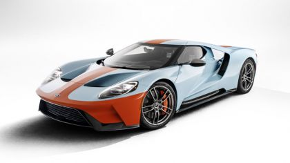2019 Ford GT Heritage edition 7