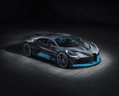 2018 Bugatti Divo 1