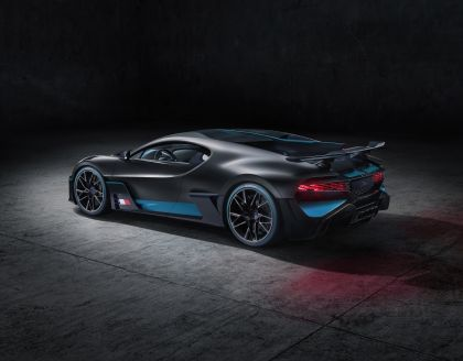 2018 Bugatti Divo 6