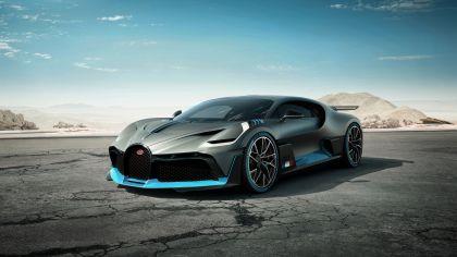 2018 Bugatti Divo 19