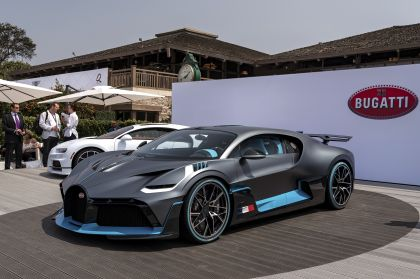 2018 Bugatti Divo 43