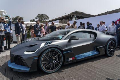 2018 Bugatti Divo 45