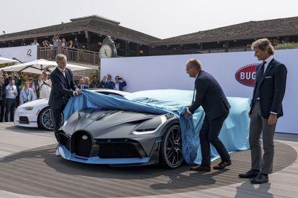 2018 Bugatti Divo 50