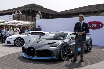 2018 Bugatti Divo 53