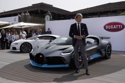 2018 Bugatti Divo 54