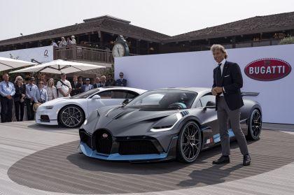 2018 Bugatti Divo 55