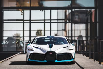 2018 Bugatti Divo 73