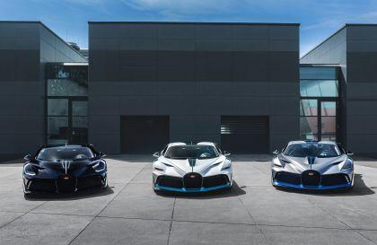 2018 Bugatti Divo 76