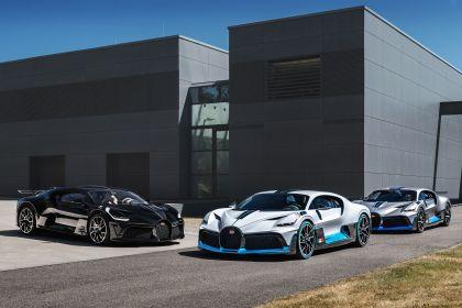 2018 Bugatti Divo 77