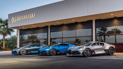 2018 Bugatti Divo 86